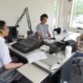 網走のラジオ局FMあばしり様を訪問しました【TATEOKA TAKESHI×深作浩一郎】
